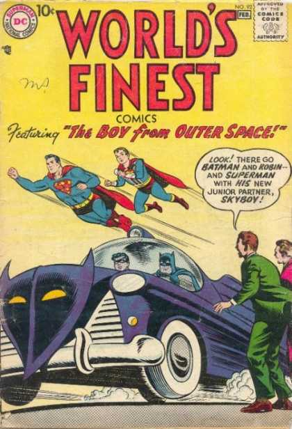World's Finest 92