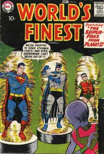World's Finest 96