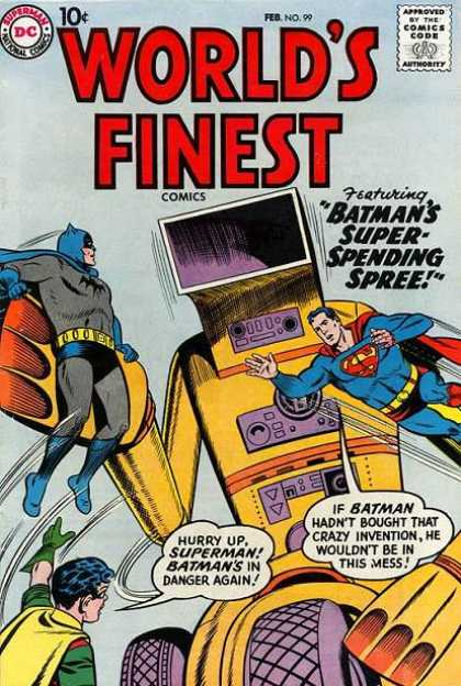 World's Finest 99