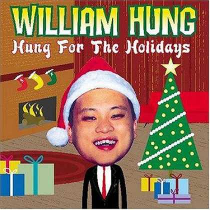 Worst Xmas Album Covers - William Hung - Hung for the holidays