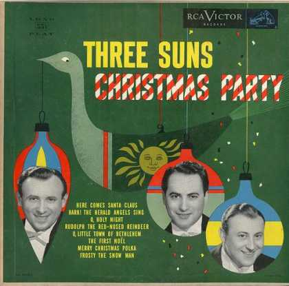 Worst Xmas Album Covers - Neighbors later said they were just normal people