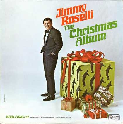 Worst Xmas Album Covers - Bigger is better