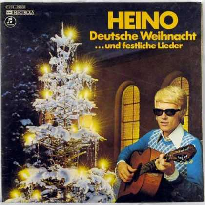 Worst Xmas Album Covers - German christmas