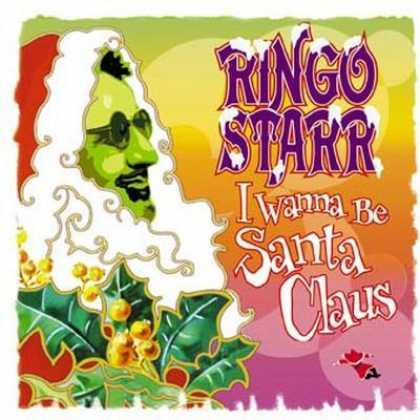Worst Xmas Album Covers - Ringo Starr wants to be Santa Claus