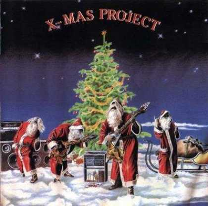 Worst Xmas Album Covers - As a matter of fact the artist WAS fired immediately