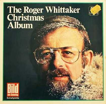 Worst Xmas Album Covers - Is dandruff ruining your life too?