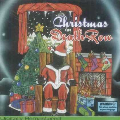 Worst Xmas Album Covers - Christmas on Death Row?