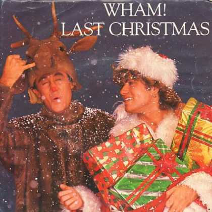 Worst Xmas Album Covers - Every darn year.