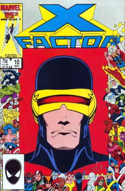 X-Factor 10 - Closed Eyes - Superman - Supergirl - All Are Watching - One Strong Man - Jose Jimenez-Momediano, Walter Simonson