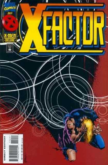 X-Factor 112 - Steve Epting