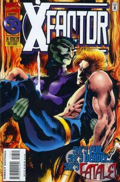 X-Factor 113 - Steve Epting