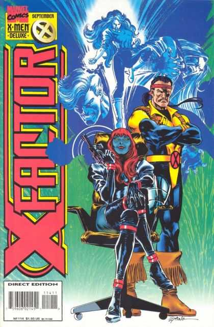 X-Factor 114 - Steve Epting