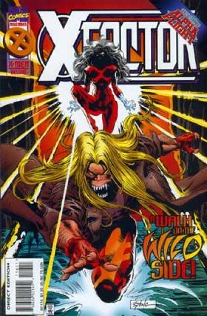X-Factor 116 - Steve Epting