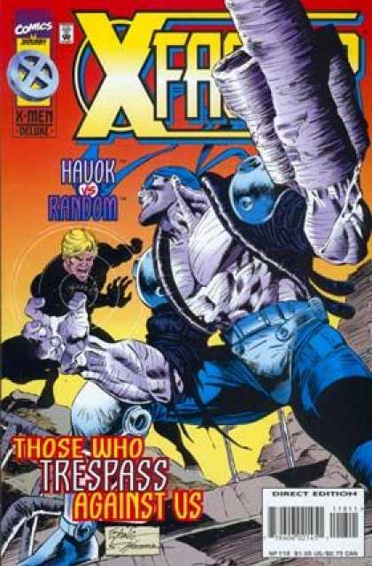 X-Factor 118 - Steve Epting