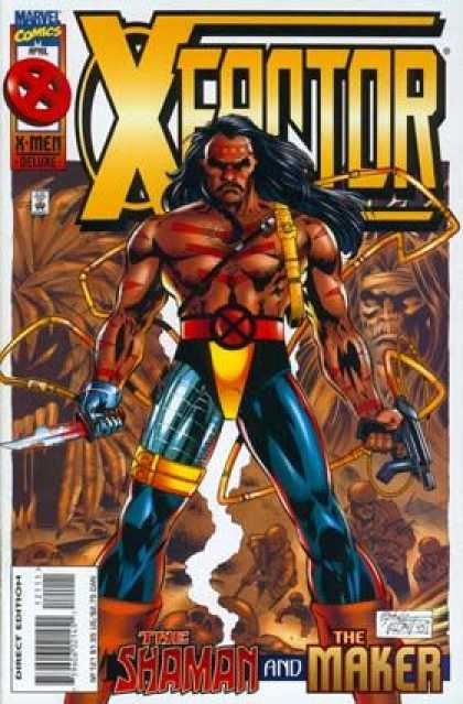 X-Factor 121 - John Dell, Steve Epting