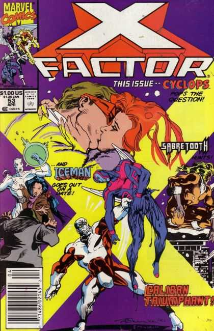 X-Factor 53 - Terry Shoemaker