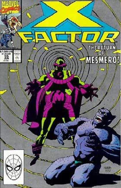 X-Factor 55 - Marvel Comics - Mike Mignola