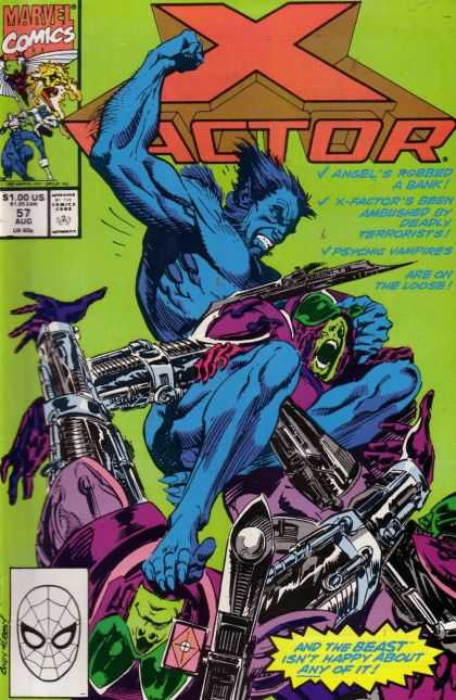 X-Factor 57 - Andy Kubert
