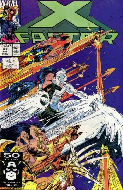 X-Factor 63 - Whilce Portacio