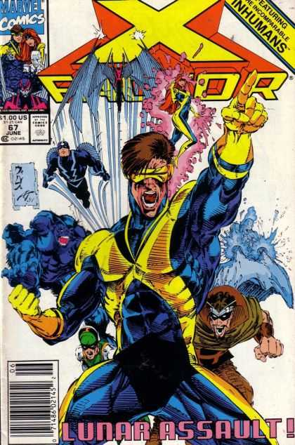 X-Factor 67 - Whilce Portacio