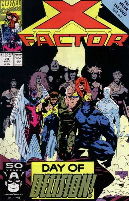 X-Factor 70 - Mike Mignola