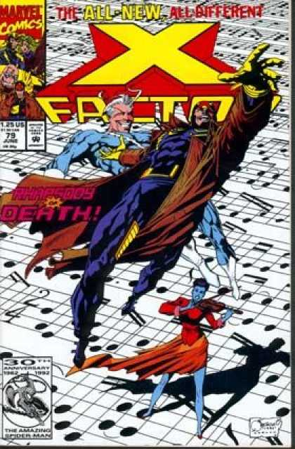 X-Factor 79 - Jimmy Palmiotti, Joe Quesada