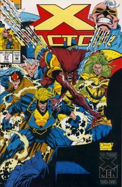 X-Factor 87 - Approved By The Comics Code Authority - 125 Us - Feb - Xmen - Ctc - Joe Quesada