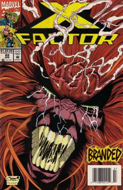 X-Factor 89 - Joe Quesada