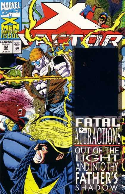 X-Factor 92 - Joe Quesada