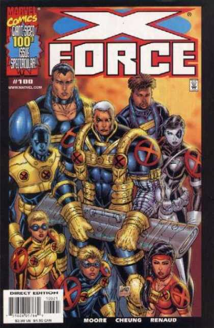 X-Force 100 - Jim Cheung