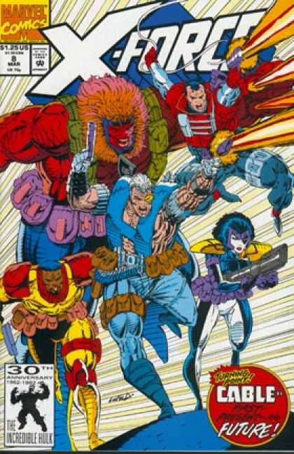 X-Force 8 - Rob Liefeld