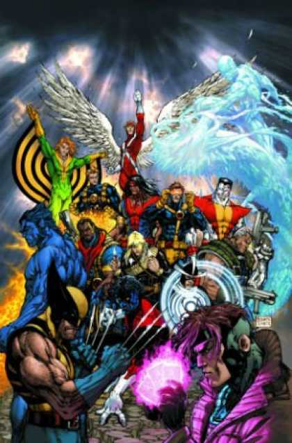 X-Men Books - X-Men: Manifest Destiny HC