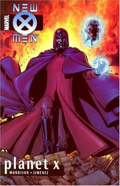 X-Men Books - New X-Men Vol. 6: Planet X