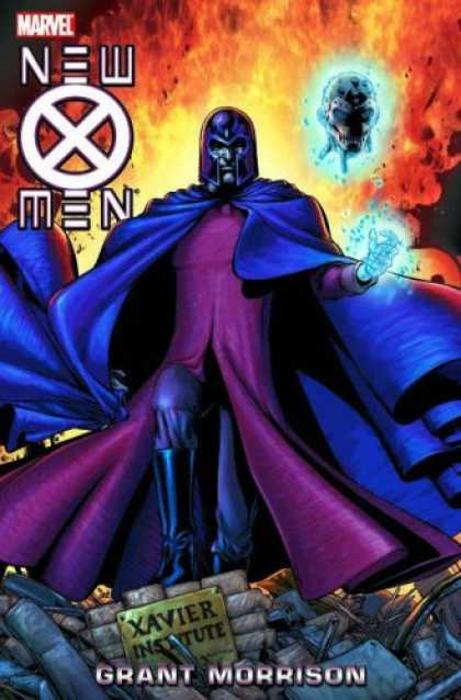X-Men Books - New X-Men, Vol. 3