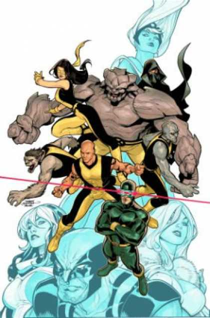 X-Men Books - Young X-Men, Vol. 1: Final Genesis (v. 1)