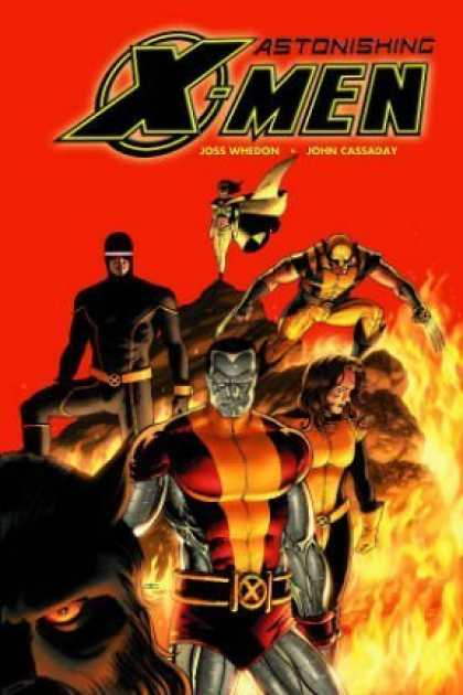 X-Men Books - Astonishing X-Men Vol. 3: Torn (v. 3)