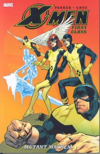 X-Men Books - X-Men: First Class - Mutant Mayhem TPB (X-Men (Marvel Paperback))