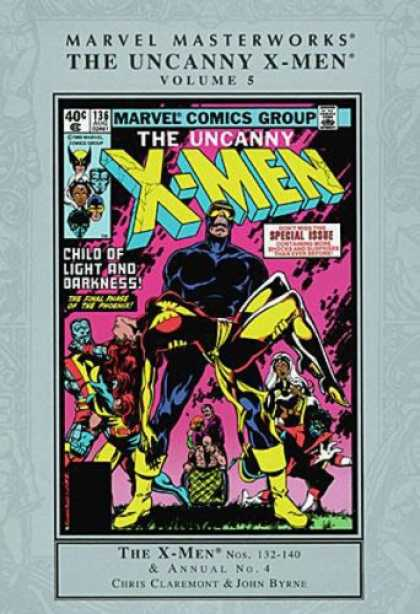 X-Men Books - Marvel Masterworks: Uncanny X-Men Vol. 5 (Hardcover)
