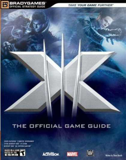 X-Men Books - X-Men 3 Official Strategy Guide (Official Strategy Guides)