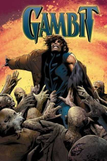 X-Men Books - Astonishing X-Men: Gambit, Vol. 2 - Hath No Fury