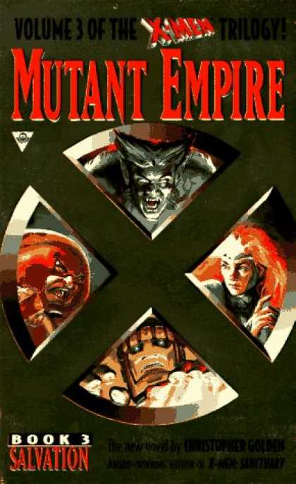 X-Men Books - X-Men Mutant Empire 3: Salvation (No 3)