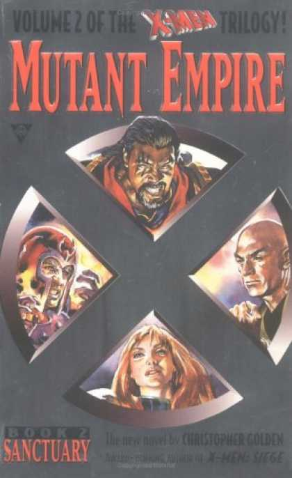 X-Men Books - X-Men Mutant Empire 2: Sanctuary (X-Men)