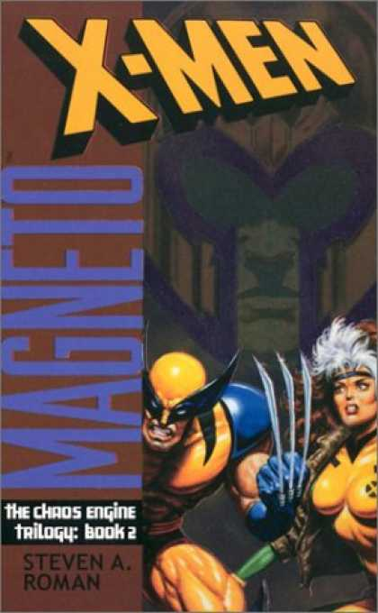 X-Men Books - X-Men/Magneto: The Chaos Engine, Book 2