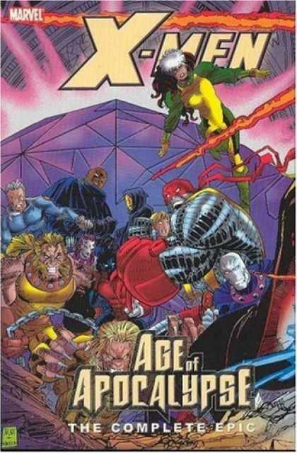 X-Men Books - X-Men: The Complete Age of Apocalypse Epic, Book 3 (Bk. 3)