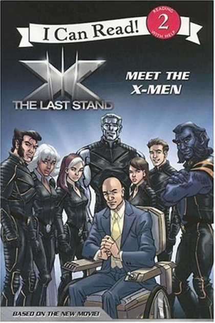 X-Men Books - X-Men: The Last Stand: Meet the X-Men (I Can Read Book 2)