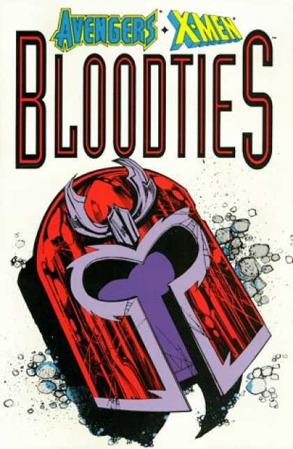 X-Men Books - Avengers/X-Men: Bloodties