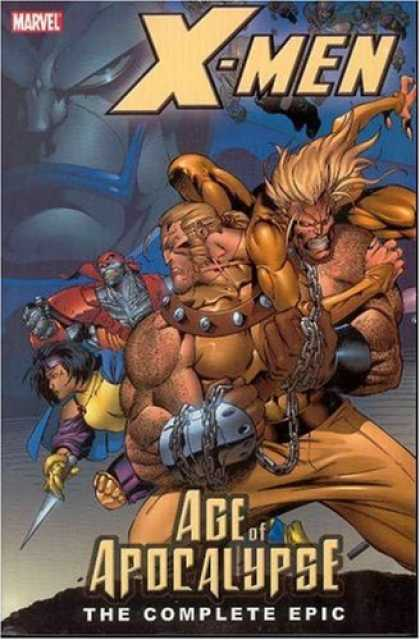 X-Men Books - X-Men: The Complete Age of Apocalypse Epic, Book 1