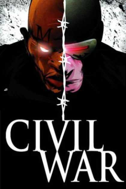 X-Men Books - Civil War: X-Men