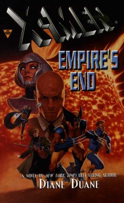 X-Men Books - X-Men: Empire's End