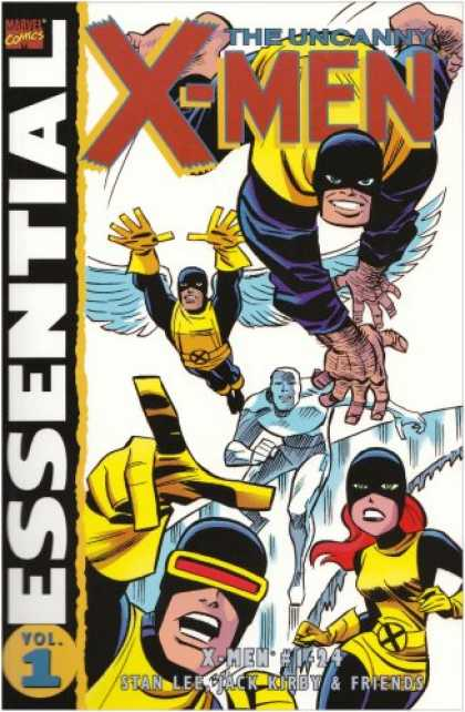 X-Men Books - Essential Uncanny X-men: v. 1 (Tpb Vol 1)